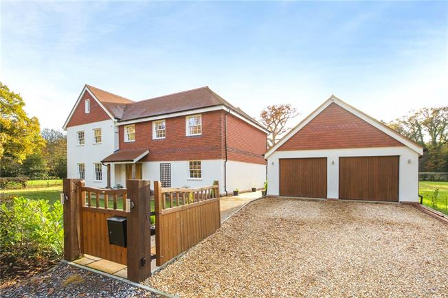 Guide Price £1,695,000, 6 Bedroom Detached House For Sale in Crawley, West Sussex, RH11