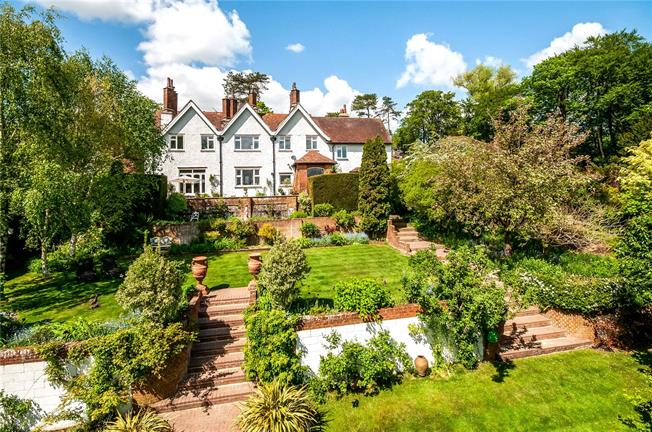 Guide Price £2,495,000, 6 Bedroom Detached House For Sale in Winchester, SO23