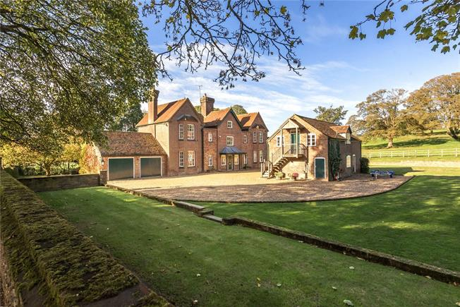 Guide Price £3,000,000, 7 Bedroom Detached House For Sale in St. Albans, Hertfordshire, AL3