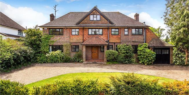 Asking Price £1,550,000, 6 Bedroom Detached House For Sale in Kent, TN4