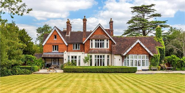 Offers in excess of £2,750,000, 15 Bedroom Detached House For Sale in Surrey, RH1