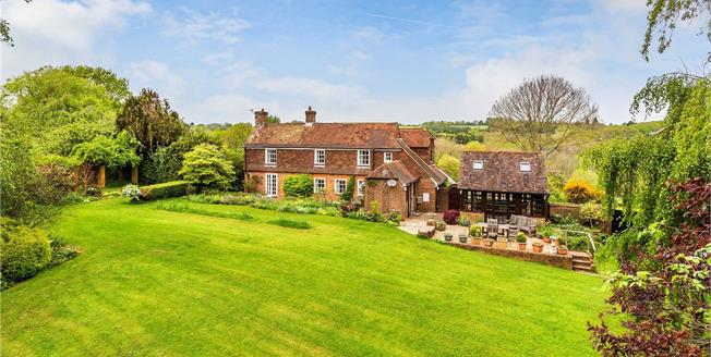 Offers in excess of £1,500,000, 4 Bedroom Detached House For Sale in East Sussex, TN20