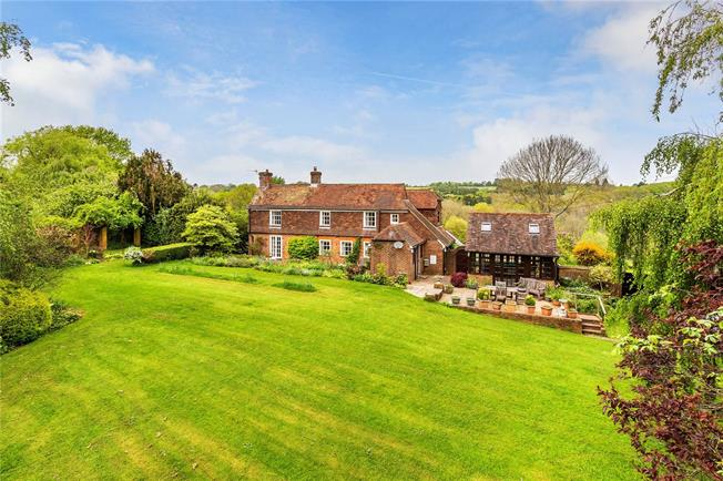 Offers in excess of £1,500,000, 4 Bedroom Detached House For Sale in Mayfield, TN20