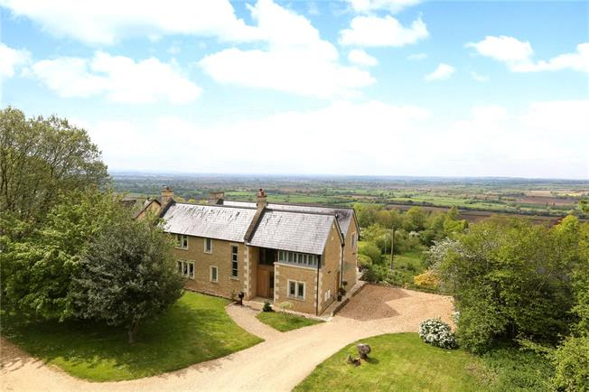 Guide Price £1,750,000, 4 Bedroom Detached House For Sale in Wiltshire, SN15