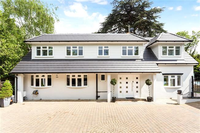 Offers in excess of £1,500,000, 4 Bedroom Detached House For Sale in Surrey, KT17
