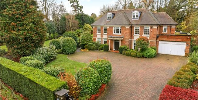 Guide Price £2,850,000, 6 Bedroom Detached House For Sale in Purley, CR8