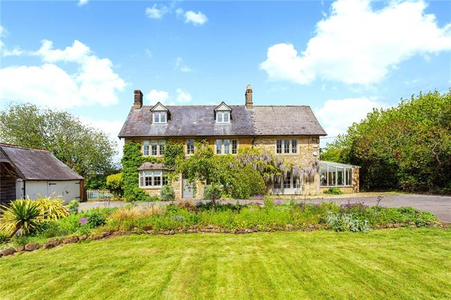 Guide Price £1,150,000, 6 Bedroom Detached House For Sale in Wiltshire, SN11