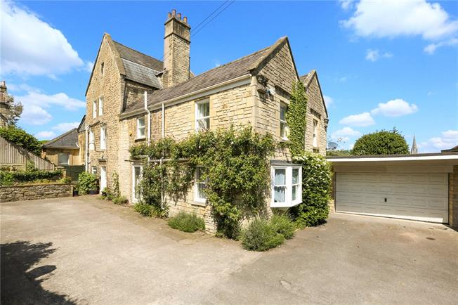 Guide Price £1,350,000, 5 Bedroom Semi Detached House For Sale in Bath, BA2