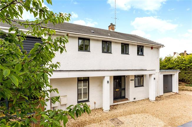 Offers in excess of £1,150,000, 5 Bedroom Detached House For Sale in Cheltenham, Gloucestershi, GL53