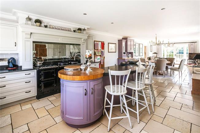 Guide Price £4,000,000, 5 Bedroom Detached House For Sale in Woking, Surrey, GU24