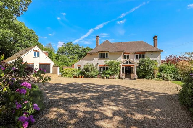 Guide Price £1,500,000, 6 Bedroom Detached House For Sale in Hampshire, PO17