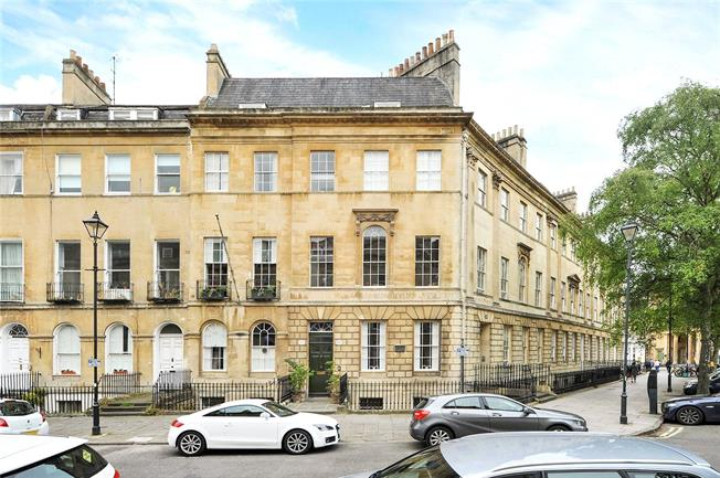 Offers in excess of £1,000,000, 4 Bedroom Flat For Sale in Bath, BA2