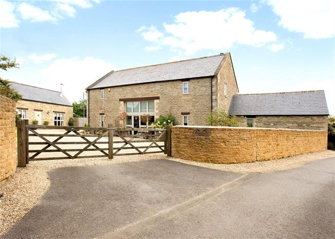 Guide Price £1,250,000, 5 Bedroom Detached House For Sale in Totterdown, GL7