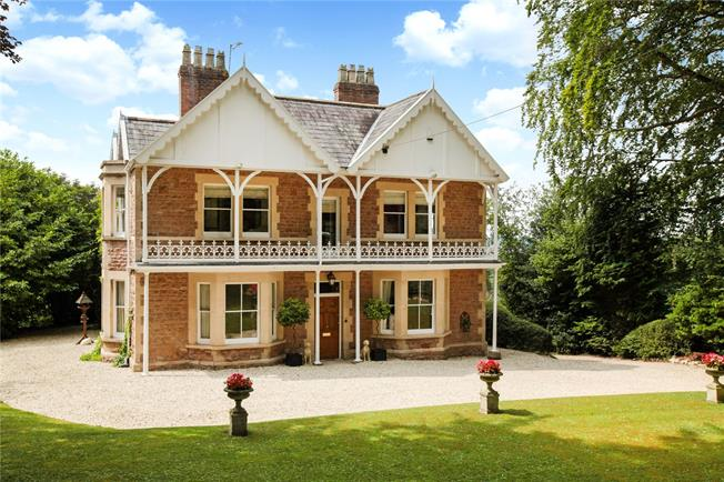 Guide Price £1,300,000, 6 Bedroom Detached House For Sale in Winscombe, BS25