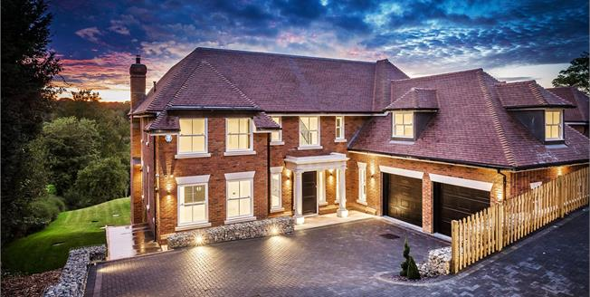 Guide Price £2,500,000, 6 Bedroom Detached House For Sale in Chipstead, CR5