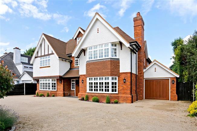 Guide Price £3,250,000, 7 Bedroom Detached House For Sale in Gerrards Cross, SL9