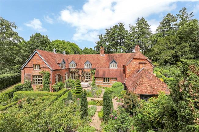 Offers in excess of £1,500,000, 6 Bedroom Detached House For Sale in Salisbury, Wiltshire, SP5