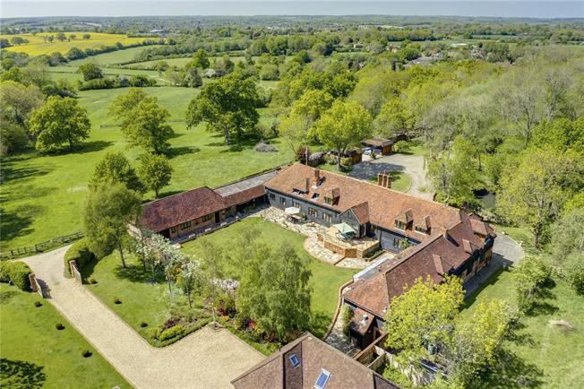 Guide Price £3,750,000, 7 Bedroom House For Sale in Chesham, HP5