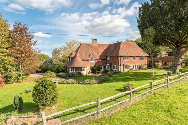 Asking Price £1,650,000, 4 Bedroom Detached House For Sale in Petworth, West Sussex, GU28