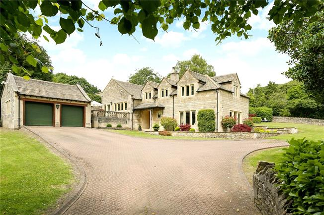 Offers in excess of £1,250,000, 5 Bedroom Detached House For Sale in Dyrham, SN14
