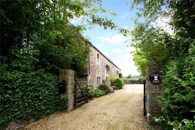 Guide Price £1,500,000, 5 Bedroom Detached House For Sale in Woolverton, BA2
