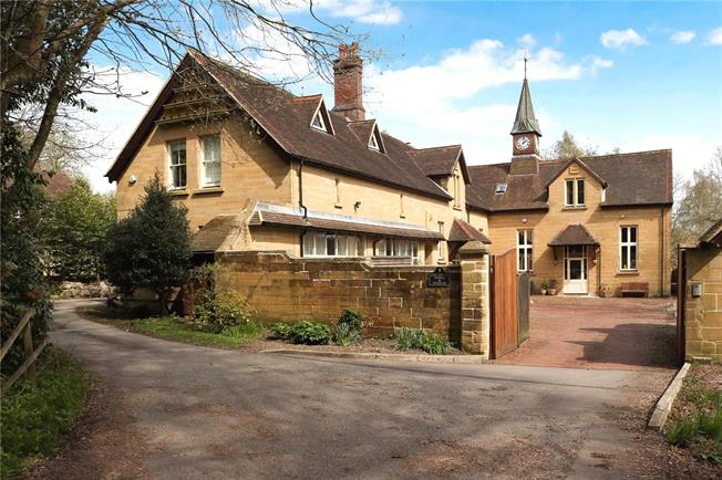 Guide Price £1,995,000, 5 Bedroom Detached House For Sale in Bolney, RH17