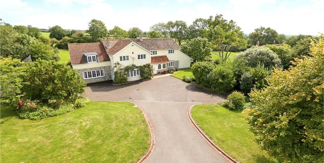 Guide Price £1,150,000, 5 Bedroom Detached House For Sale in Somerset, BS26