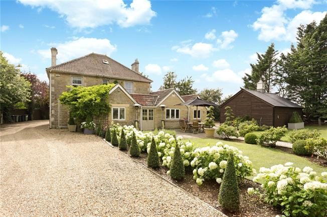 Guide Price £1,250,000, 5 Bedroom Detached House For Sale in South Wraxall, BA15