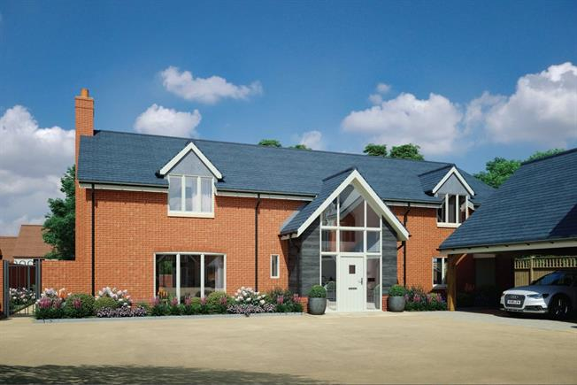 Guide Price £1,250,000, 5 Bedroom Detached House For Sale in Wiltshire, SP1