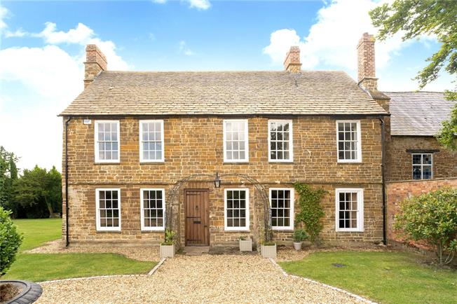 Guide Price £1,895,000, 7 Bedroom Detached House For Sale in Lower Brailes, OX15