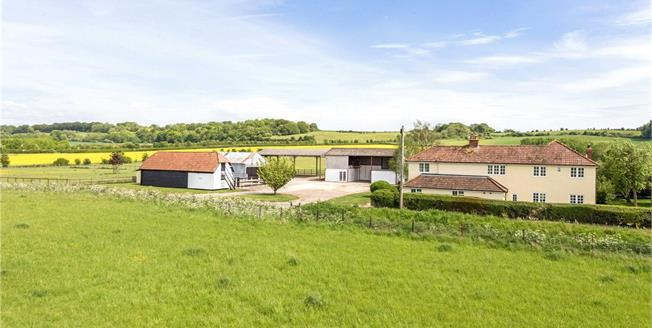 Guide Price £1,200,000, 4 Bedroom Detached House For Sale in West Winterslow, SP5