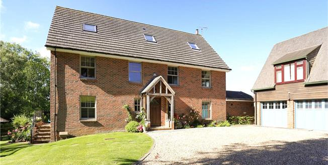 Guide Price £1,650,000, 5 Bedroom Detached House For Sale in Ramsbury, SN8