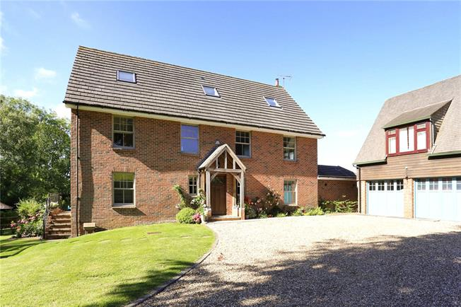 Guide Price £1,650,000, 5 Bedroom Detached House For Sale in Marlborough, Wiltshire, SN8