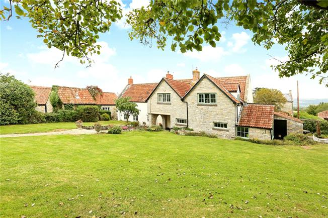 Asking Price £1,150,000, 6 Bedroom Detached House For Sale in Theale, BS28