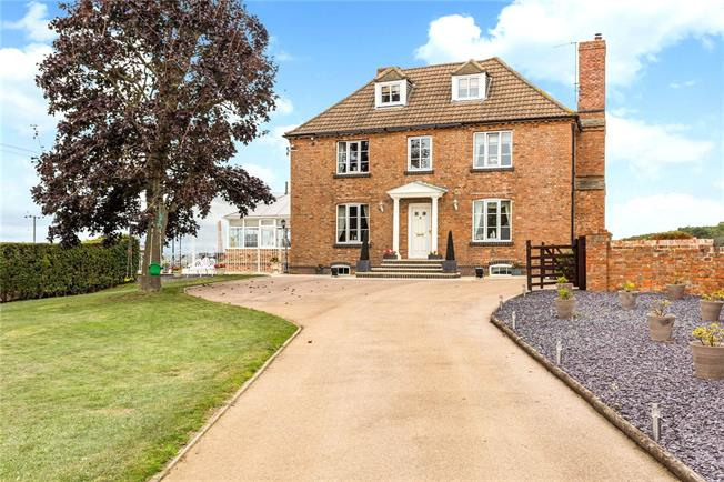 Asking Price £1,350,000, 5 Bedroom Detached House For Sale in Gloucester, Gloucestershi, GL3