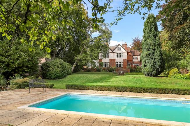 Offers in excess of £2,000,000, 7 Bedroom Detached House For Sale in Hampshire, SO22