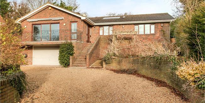 Guide Price £1,250,000, 4 Bedroom Bungalow For Sale in Surrey, GU1