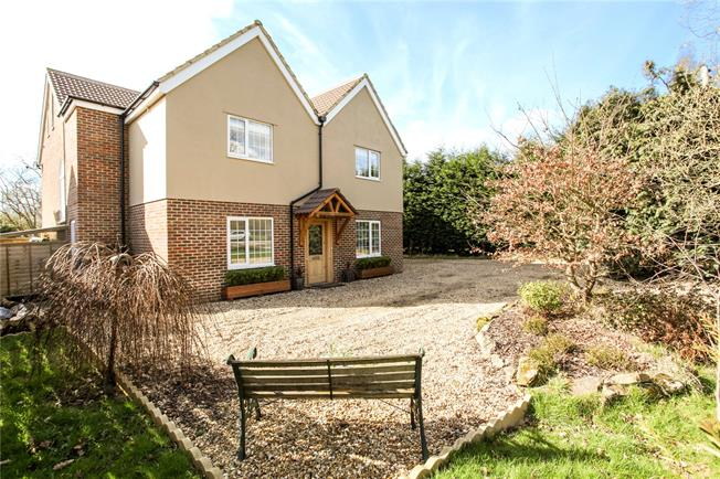 Offers in excess of £1,000,000, 6 Bedroom Detached House For Sale in Surrey, GU6