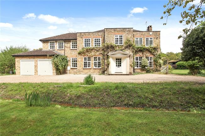 Offers in excess of £1,500,000, 6 Bedroom Detached House For Sale in Worplesdon, GU3