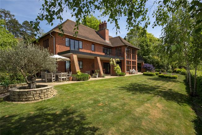 Guide Price £4,500,000, 6 Bedroom Detached House For Sale in Surrey, GU1