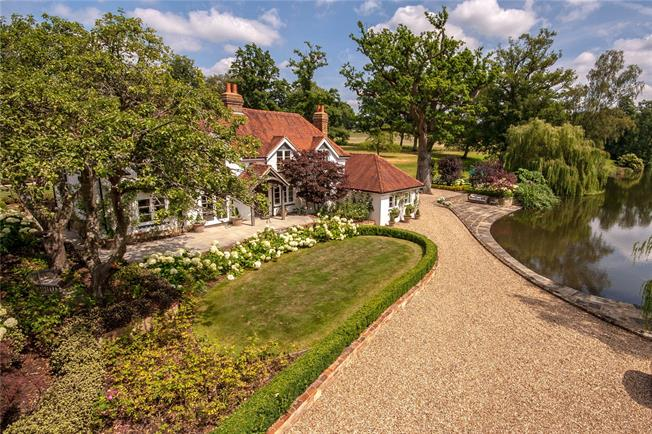Price on Application, 5 Bedroom Detached House For Sale in Wonersh, GU5