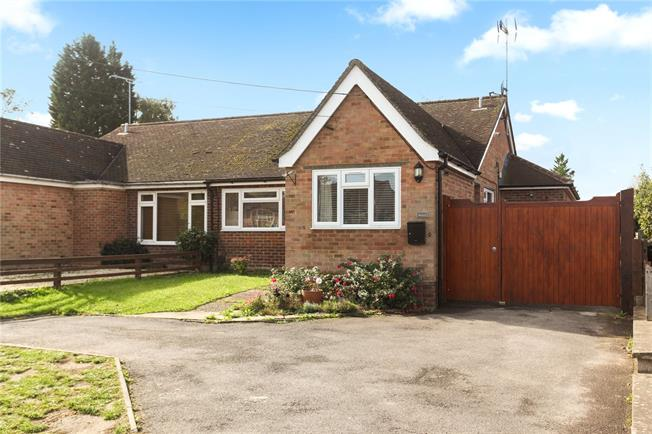 Guide Price £450,000, 3 Bedroom Bungalow For Sale in Guildford, Surrey, GU3