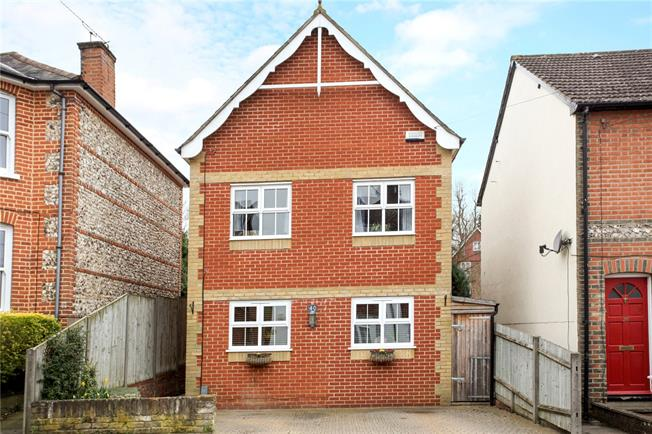Guide Price £750,000, 5 Bedroom Detached House For Sale in Surrey, GU1