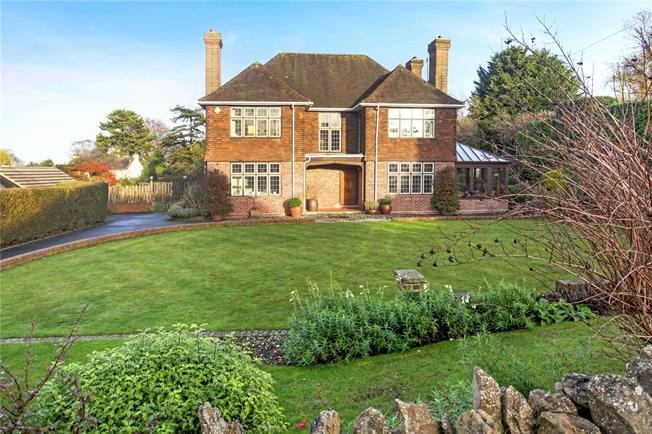 Guide Price £1,650,000, 5 Bedroom Detached House For Sale in Surrey, GU1