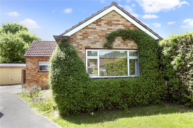 Guide Price £425,000, 2 Bedroom Bungalow For Sale in Jacob's Well, GU4