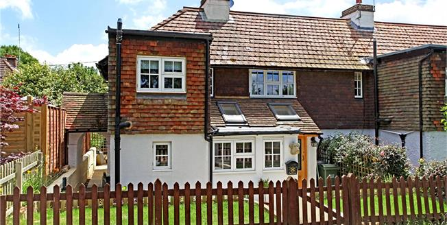 Guide Price £499,950, 3 Bedroom End of Terrace House For Sale in Shere, GU5