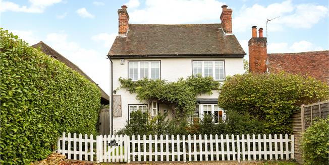 Guide Price £675,000, 3 Bedroom Detached House For Sale in Guildford, Surrey, GU4