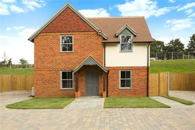 Asking Price £750,000, 4 Bedroom Detached House For Sale in Woking, Surrey, GU23