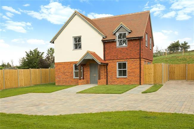 Asking Price £775,000, 4 Bedroom Detached House For Sale in Send, Surrey, GU23
