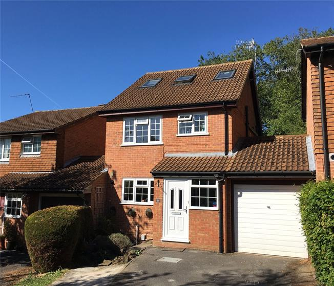 Asking Price £675,000, 4 Bedroom Detached House For Sale in Guildford, GU4
